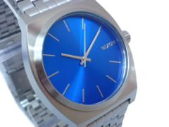 新品正規NIXON/TIMETELLER BLUE/FLOAT腕時計