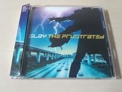GLAY CD「THE FRUSTRATED」DVD付初回限定盤●