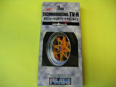 フジミ 1/24 THEホイール No.36 15inch テクノレーシング TV-R ナロータイプ 新品