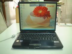 すぐ使える XP 小型・薄型 マルチDVD 無線 FMV-MG70M