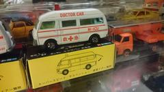 日本製日産キャラバン救急車通常版後期