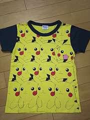 BREEZE☆ポケモン ピカチュウTシャツ(^o^)半袖 120