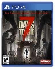 新品即決 PS4 7 Days to Die 北米版 送料無料