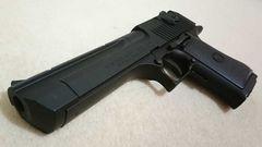 【ジャンク品】東京マルイ・電動ブローバック・デザートイーグル50AE黒