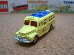 トミカ ボンネットバス(なかよしバスセット)