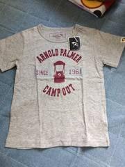 アーノルドパーマー!120センチ半袖Tシャツ!美品!