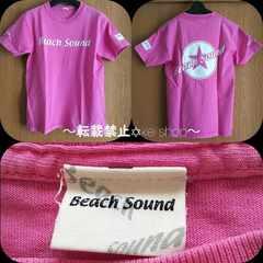 ビーチサウンド Tシャツ MEN'S