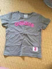 アディダス adidas 120 Tシャツ