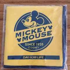 ミッキーマウス マイクロファイバークロス