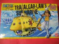 ワンピース トラファルガー・ローの潜水艦