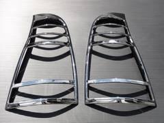 メッキテールライトリング ハイラックスサーフ 210 215 ランプ