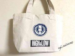 HIGH&LOW 鬼耶高ミニバック