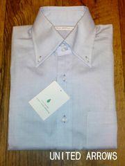 □UNITED ARROWS/ユナイテッドアローズ ドレスシャツ/ビジネス・メンズ☆新品