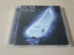 CHAGE&ASKA CD「GUYS」チャゲアス 飛鳥涼★