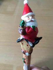 切手払い可能■サンタクロース ボールペン クリスマス