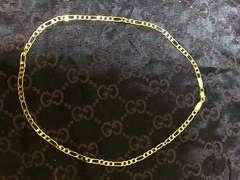 1スタ● 良品 ゴールド ネックレス