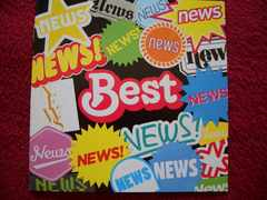 NEWS CD Best 通常盤