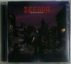 (CD)ZEEBRA/ジブラ☆BASED ON A TRUE STORY★アルバム♪