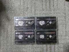 録音使用済カセットテープ AXIA アクシア PS-IVx 50 54 60 74 メタルポジション