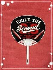 EXILE THE SECONDO☆ミニミニうちわTETSUYA