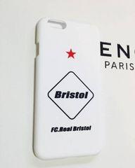 白新品F.C.Real Bristol iPhone6用スマホケースカバーFCRB