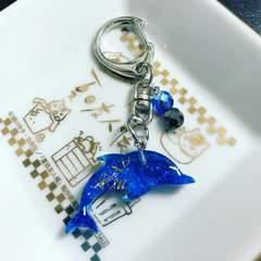 宇野昌磨選手イメージ イルカのキーホルダー