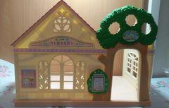 シルバニア 幼稚園美品