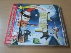 CD「メリー・アックスマス 2」クリスマス スティーヴ・ヴァイ●