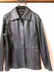 新品 ZORRONUEZ 羊革 黒ジャケット レタパ510