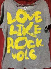 aiko☆LLR6Tシャツ☆グレー