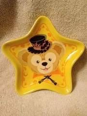 ディズニーTDSダッフィースーベニアプレート(オレンジ星形)2011ハロウィン