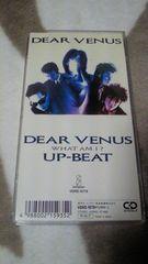 廃盤激レアCDシングル!UP-BEAT「DEAR VENUS」☆