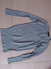 ZARA Sサイズ グレー裏起毛のニットセーター 美品