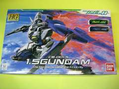 1/144 HG00-63 CB-001.5 1.5(アイズ)ガンダム 新品 00I 00P