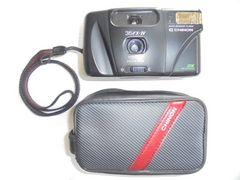 CHINON チノン35FX-�Wフィルムコンパクトカメラストラップケース