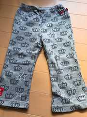 ベビードール パンツ グレー 90�p