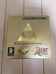 ゼルダの伝説 ゲームボーイアドバイスSP ヨーロッパ限定販売品