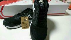 送料込★PEAKローカット安全靴『RUN-4501』ブラック26.5cm