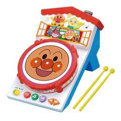 ★アンパンマン★おうちでドンドン!★太鼓でリズム遊び★おもちゃ