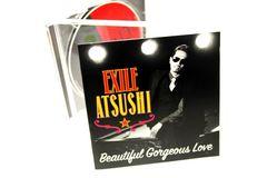 人気EXILE ATSUSHI,・Beautiful Gorgeous Love