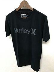 ハーレー/Hurley プリントロゴTシャツ ブラック M
