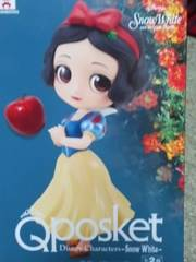 ディズニーQPosket 白雪姫 フィギュア