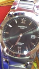 CASIOARGENTカシオソーラー充電光発電腕時計カシオタフソーラーアナログ