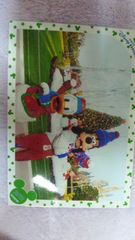 ディズニーTDLスペシャルフォト2012クリスマスドナルドグーフィー