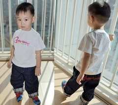 送料無料★2、3歳ズボン