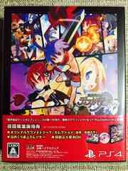 魔界戦記ディスガイア Refine 初回限定版 新品未開封 PS4