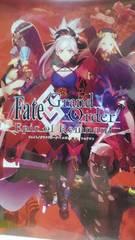 @FGO Fate/grandorder Epic of Remnant非売品ポストカード VR