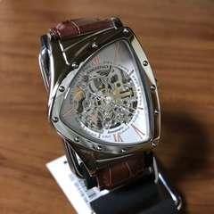 新品?コグ COGU フルスケルトン 自動巻き 腕時計 BS00T-WRG
