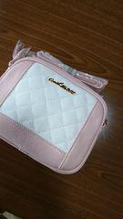 新品セシルマクビーのバッグ ピンク