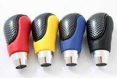 コペン 取付例あり 4色より選択 汎用シフトノブtype6